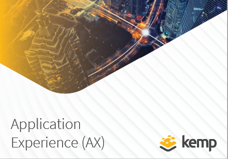 Kemp Application Experience Flyer Graphic