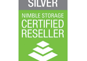 Silver Nimble Storage Certified Partner